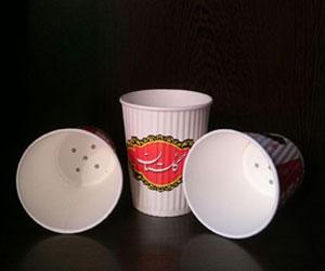 دستگاه لیوان کاغذی | لیوان چای دار - دستگاه لیوان کاغذیلیوان کاغذی چای دار